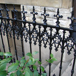 metal fence styles. Gothic Style Fence Metal Styles E